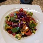 La salade nordique