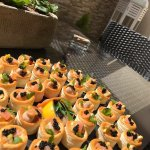 Made by Eat Me caterers