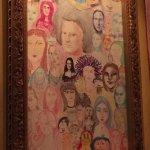 Mona Lisa....
