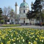 Karlskirche, Karlsplatz, Vienna