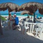 Photo de La Playa Xpu Ha Restaurant & Beach Club