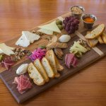 Seasonal cheese board- goes great with a selection from our wine list of over 400 titles