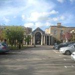 Mercure York Fairfield Manor Hotel Photo