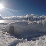 Photo de Iglu-Dorf Gstaad