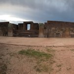 Photo of Tiwanaku