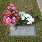 Grave of Ava Gardner
