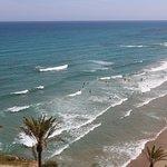 S.E. View of La Zenia beach from La Zenia Hotel