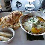 Egg artichoke quiche!!!
