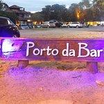 Entrada Porto da Barra