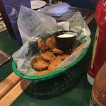 Fried pickles are amazing! Tina is the reason to go! Ask for her and your evening will be outsta