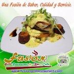 Photo of Fusion Grill Restaurante.