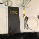 Capital Grille - Ft. Lauderdale Foto