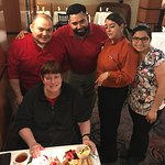 Happy Birthday Helene from the OUTSTANDING team.