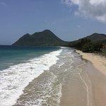 Diamant Beach Foto