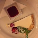 The amazing cheesecake