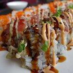 Kobe Delight Roll (closest roll)
