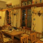 Bavarian Style Dining