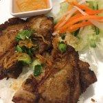 Broken Rice Restaurant Foto