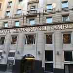 Hotel SERHS Rivoli Rambla Foto