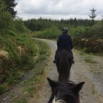 Fabulous riding centre. Our guide Molly was brilliant with us & the views of the country side we