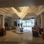 Very nice hotel with great location in city center and quick check in and the room was very clea