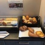 Heerlijk uitgebreid ontbijt!