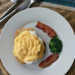 Silk Road Eggs Benedict. Nothing more.