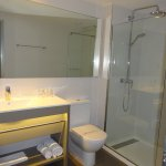 Ensuite with large shower