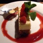 Desserts are amazing