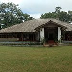 Main Bungalow. Front part is the verandah.