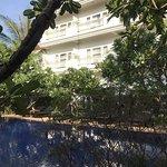 Frangipani Villa Hotel II Foto