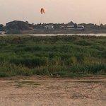 Mekong Riverside Park Foto