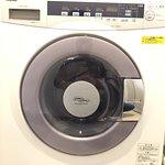 Washing machine with 1 bag of washing powder for free