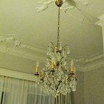 My chandelier!