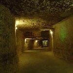 Eery catacombs :)