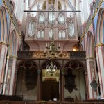Restaurierte Orgel in der Nikolaikirche