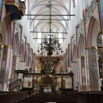 Altarraum Nikolaikirche