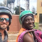 This is the way to experience Kampala! So much value for Money! Chris is professional, well info