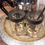 Thé à la menthe traditionnel