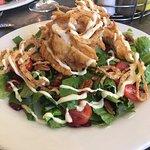 Fred Chicken Salad, Cornucopia, Cashiers, NC