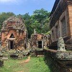 Temples older than Angkor Wat