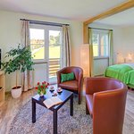 Komfort Doppelzimmer mit Titiseeblick