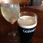 Guinness is good for you, so is a nice wine & lots of ice and a night out at the Cowpers