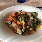 Rehogado de verduras