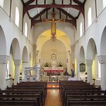 St Anthony from the inside ..
