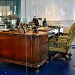 FDR Presidential Library And Museum - Franklin's Desk
