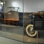 FDR Presidential Library And Museum - 1936 Ford Phaeton