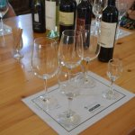 First wine tasting