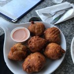 best chowder and fritters ever!!!