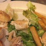 Kid's chicken tenders- NOT